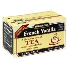 Bigelow French Vanilla Tea (6x20 Bag )