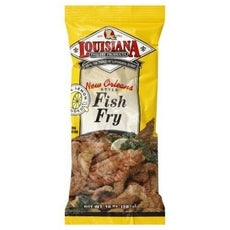 Louisiana Fish Fry New Orleans Style (12x10Oz)