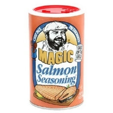 Magic Seasonings Chef Paul Salmon Magic Seasoning (6x7Oz)