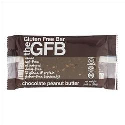 The GFB Choc Peanut Butter Bar Gluten Free (12x2.05Oz)
