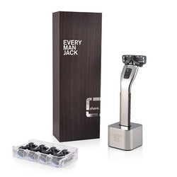 Every Man Jack Chrome Razor 4 Cartridge (1x1CT)