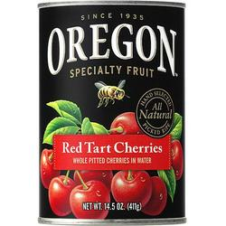 Oregon Fruit Red Tart Cherries (8x14.5Oz)