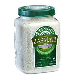 Rice Select Jasmati Rice (4x32Oz)