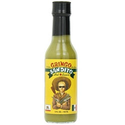 Gringo Bandito Hot Sauce Green (12x5Oz)