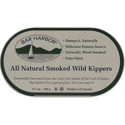 Bar Harbor Smoked Kippers (12x6.7Oz)