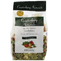 Canterbury Naturals On The Bayou Jambalaya Soup (6x8.5 OZ)