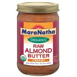 Maranatha Almond Butter No Salt (6x12 OZ)