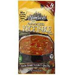 Shore Lunch Roasted Vegi Soup (6x9.2OZ )