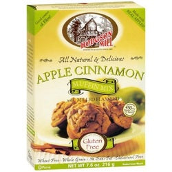 Hodgson Mill Apple Cinnamon Muffin Mix  (6x7.6 OZ)