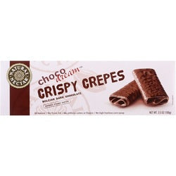Natural Nectar Belgian Crispy Dark Chocolate Crepe (8x3.5 OZ)