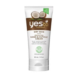 Yes To Coconut Protecting Hand & Cuticle Cream  (1x3 OZ)