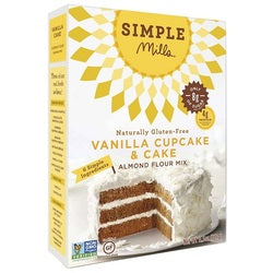 Simple Mills Sim Vanilla Cake Mix (6X11.5 OZ)