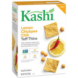 Kashi Teff Thins Lemon Chickpeas Chili (6x4.25 OZ)