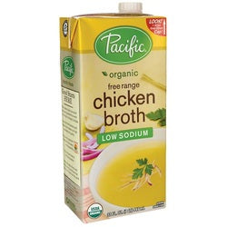 Pacific Natural Foods  Pnf Chicken Broth (12X8 OZ)