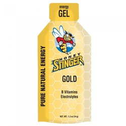 Honey Stinger Gold Energy Gel   (24x1.2 OZ)