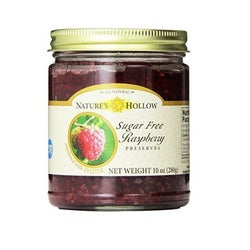 Nature's Hollow Raspberry Preserves  (6x10 OZ)
