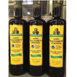 Modenaceti Balsamic Vinegar (6x16.9OZ )
