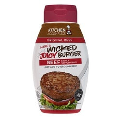 Kitchen Accomplice Wicked Juicy Burger Beef Stock Concentrate (6x12 OZ)