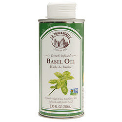 La Tourangelle Basil Infused Oil (6x8.45 OZ)