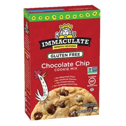 Immaculate Baking Co. Chocolate Chip Cookie Mix  (6x19 OZ)