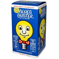 Blues Buster Full Spectrum Lights 100 Watt Clear (1x1 EACH)