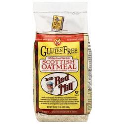 Bob's Red Mill Gluten Free Scottish Oatmeal (4x20 OZ)