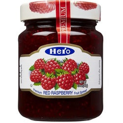 Hero Raspberry Fruit Spread  (8x12 OZ)