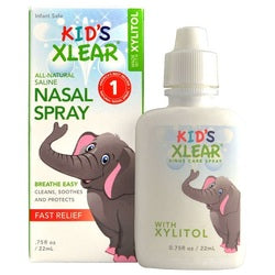 Xlear Kid's Sinus Care Nasal Spray (12x0.75 OZ)