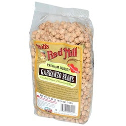 Bob's Red Mill Garbanzo Beans Bulk (1x25LB )