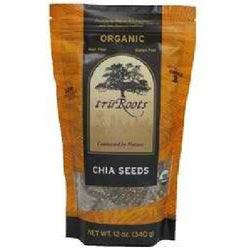 Tru`Roots Chia Seeds (6x12OZ )