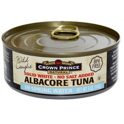 Crown Prince Albacore Tuna Ns (12x5OZ )