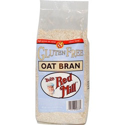Bob's Red Mill GF Oat Bran (4x18OZ )