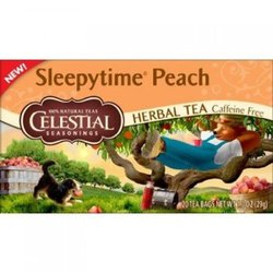 Celestial Seasonings Sleepytime Peach (6x20BAG )