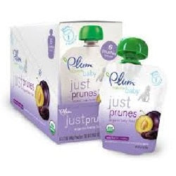 Plum Organics Just Prunes (6x3.5OZ )