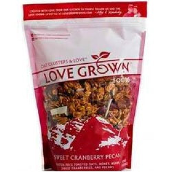 Love Grown Foods Sweet Cran Pecan Granola (6x12OZ )