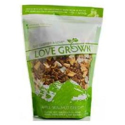 Love Grown Foods Apple Walnt DLight Granola (6x12OZ )