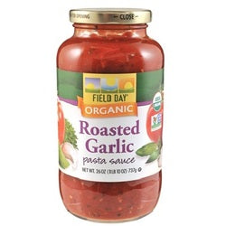 Field Day Roasted Garlic Psce (12x26OZ )