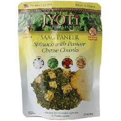 Jyoti Indian Cuisine Saag Paneer (6x10OZ )