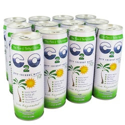 C2O Pure Coconut Water (12x33.8OZ )