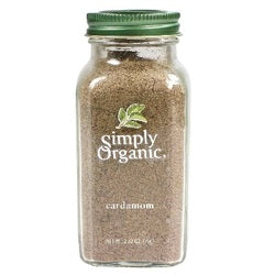 Simply Organic Cardamon Seasng (6x2.82OZ )