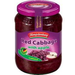 Hengstenberg Red Cabbage/Apple (12x24.3OZ )