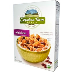 Cascadian Farm Raisin Bran (10x12OZ )