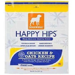 Dogswell Hh Chicken/Oats Dry Dg (6x4LB )