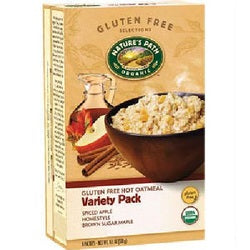Nature's Path Oatmeal GF Var Pk (6x11.3OZ )