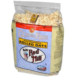 Bob's Red Mill GF Qck Rolled Oats (4x32OZ )