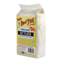 Bob's Red Mill GF Oat Flour (4x22OZ )