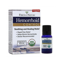 Forces Of Nature Hemorrhoid Control (1x11ML )