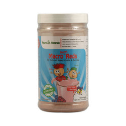 MacroLife Naturals Jr. Macro Reds for Kids Berri 3.3 Oz