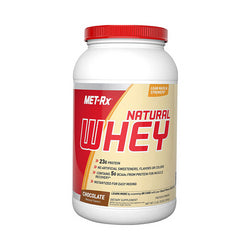 Met-Rx Instantized Natural Whey Protein Chocolate (1x2 Lb)