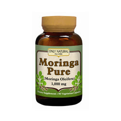 Only Natural Moringa Pure 90 Caps